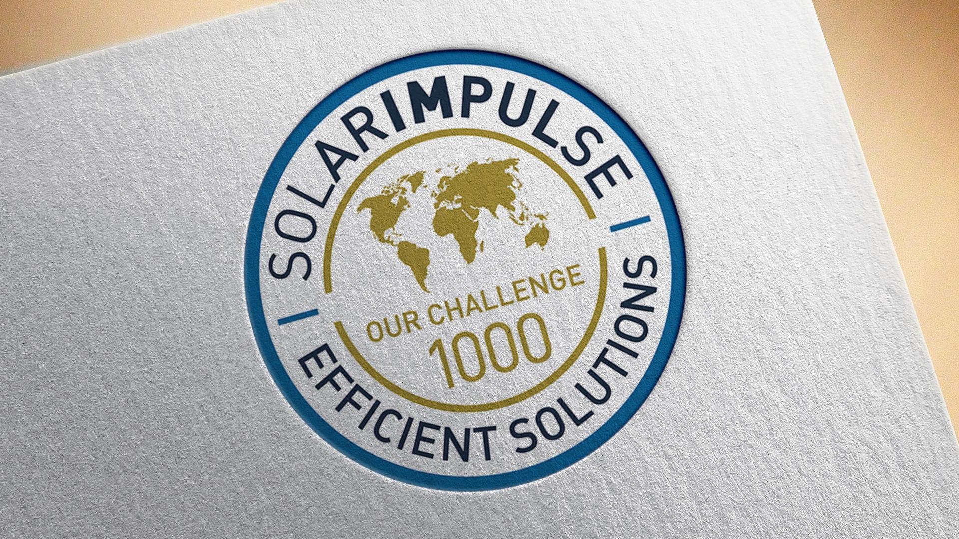 Solar Impulse Efficient Solution Label