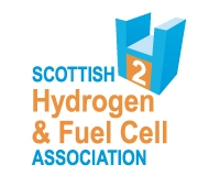 Scottish Hydrogen and Fuel Cell Association - Official Logo