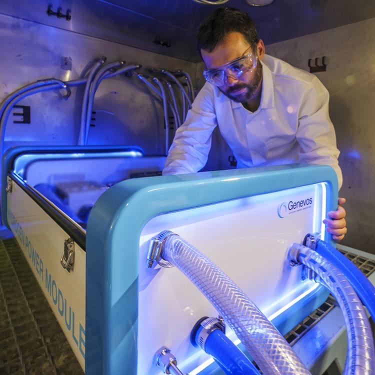 Genevos Hydrogen Power Module