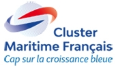 Cluster Maritime Francaise - Official Logo